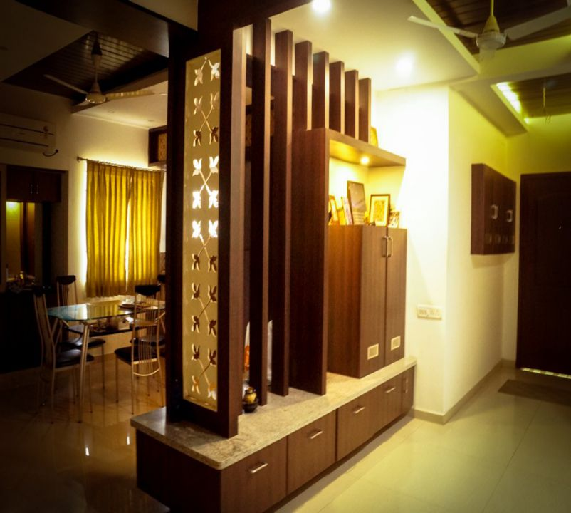 click to enlarge Best interior designing done on ramkumar new residence -1