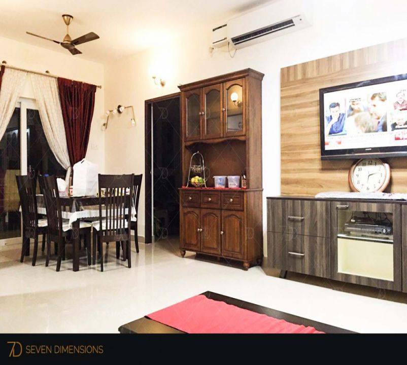 interior designs in maran's residence 1