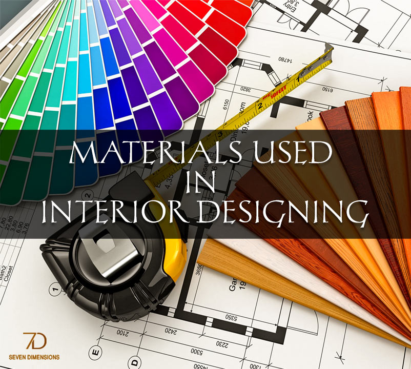 Materials-used-in-interior-designing-process
