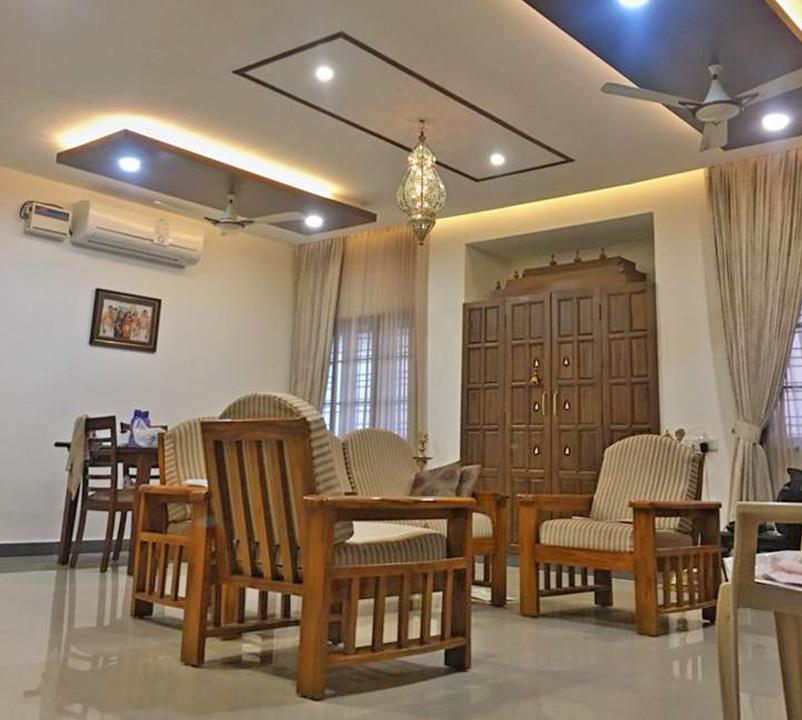 Residential Interior Designers In Chennai Home Interior
