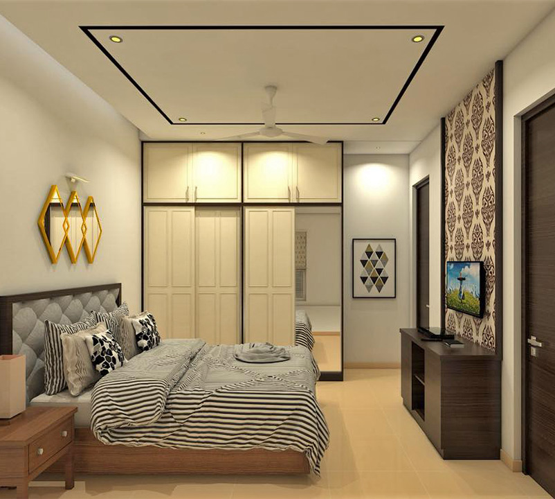 40d Bedroom Interior Design Residential Interior Designers in Chennai Delectable 3D Bedroom Design