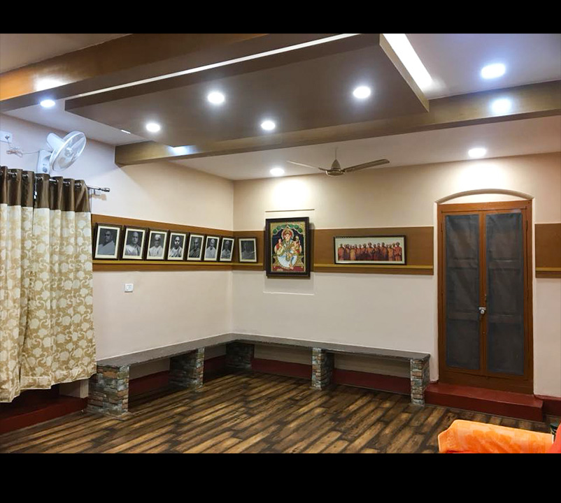 Ramakrishna-math-interior-residence-false-ceiling-4